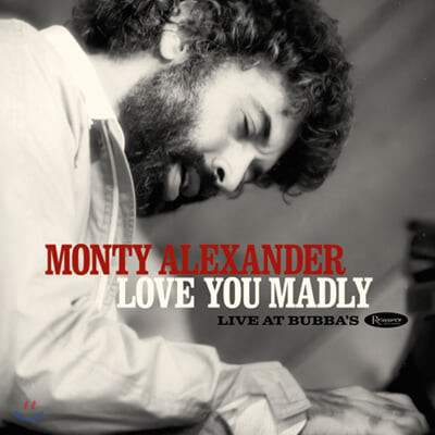 Monty Alexander (몬티 알렉산더) - Love You Madly: Live At Bubba's [2LP]