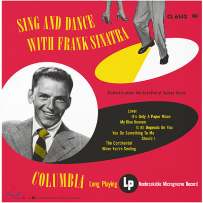 Frank Sinatra (프랭크 시나트라) - Frank Sinatra Sing And Dance With Frank [LP]