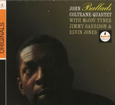 John Coltrane (존 콜트레인) Quartet - Ballads (미국반)