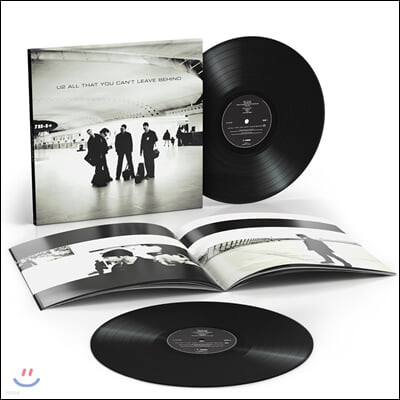U2 (유투) - 10집 All That You Can't Leave Behind [LP]