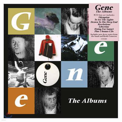 Gene (제네) - The Albums