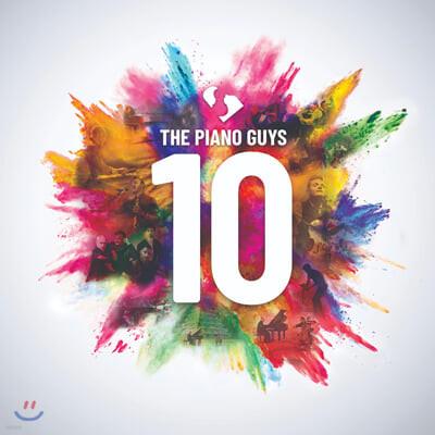피아노 가이즈 10주년 기념 베스트 앨범 (The Piano Guys - 10)