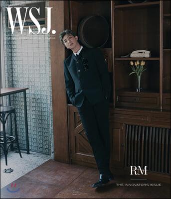 The Wall Street Journal USA (월간) : 2020년 11월 : BTS 방탄소년단 커버 RM