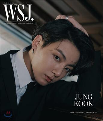 The Wall Street Journal USA (월간) : 2020년 11월 : BTS 방탄소년단 커버 JUNGKOOK
