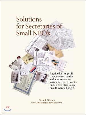 Solutions for Secretaries of Small Npo's