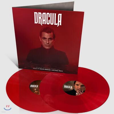 BBC/Netflix '드라큘라' 드라마 음악 (Dracula OST by David Arnold & Michael Price 데이비드 아널드 & 마이클 프라이스) [블러드 레드 컬러 2LP]