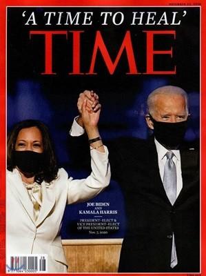 Time (주간) - Asia Ed. 2020년 11월 23일