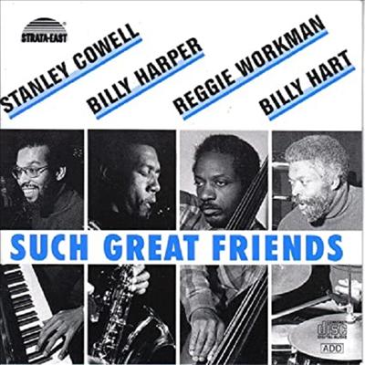 Stanley Cowell/Billy Harper/Reggie Workman/Billy Hart - Such Great Friends (Ltd. Ed)(Remastered)(180G)(LP)