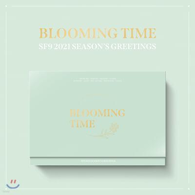 에스에프나인 (SF9) 2021 시즌 그리팅 : BLOOMING TIME