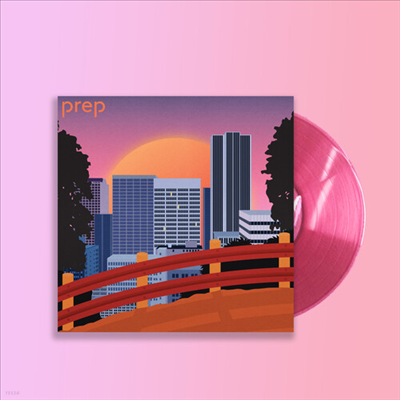 Prep - Prep (Ltd)(Colored LP)
