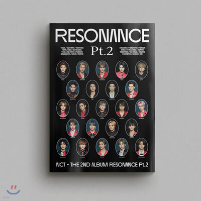 엔시티 (NCT) - The 2nd Album RESONANCE Pt.2 [Arrival ver.]