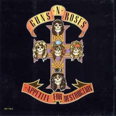 [수입] Guns N' Roses - Appetite For Destruction