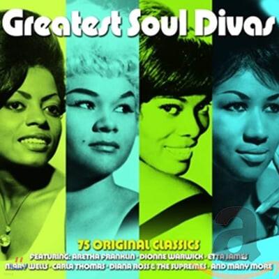 소울 디바들의 75개 명연주곡집 (Greatest Soul Divas)