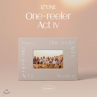 아이즈원 (IZ*ONE) - 미니앨범 4집 : One-reeler / Act IV [Scene #1 'Color of Youth']