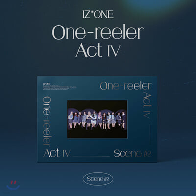 아이즈원 (IZ*ONE) - 미니앨범 4집 : One-reeler / Act IV [Scene #2 'Becoming One']