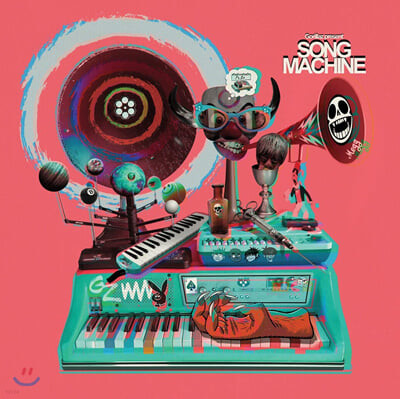 Gorillaz (고릴라즈) - Song Machine, Season One : Strange Timez