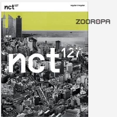 [미개봉/Regular] 엔시티 127 (NCT 127) 1집 - NCT #127 Regular-Irregular