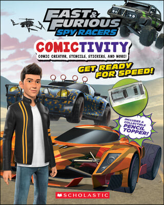 Fast and Furious Spy Racers: Comictivity #1