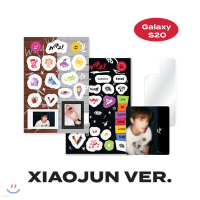 [WayV] [XIAOJUN] 스마트폰 데코SET 갤럭시 S20