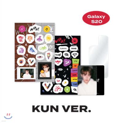 [WayV] [KUN] 스마트폰 데코SET 갤럭시 S20