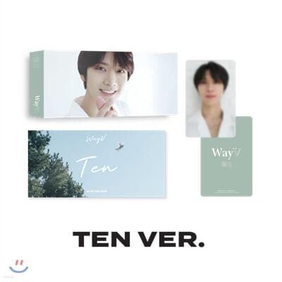 [WayV] [TEN] 플립북+포토카드 SET