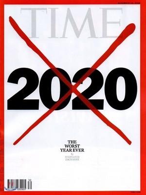 Time (주간) - Asia Ed. 2020년 12월 14일