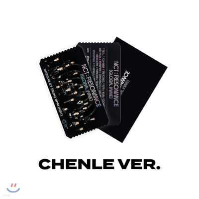 [CHENLE] NCT SPECIAL AR TICKET SET NCT : RESONANCE [GLOBAL WAVE] Beyond LIVE