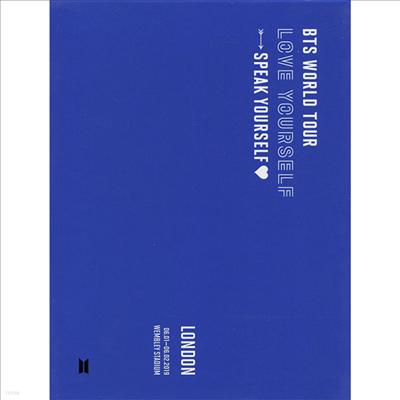 방탄소년단 (BTS) - World Tour 'Love Yourself: Speak Yourself' London (2DVD)