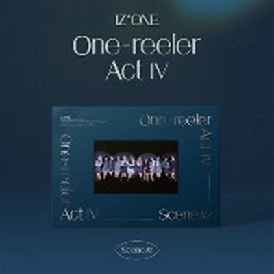 [미개봉]아이즈원 (IZ*ONE) / One-reeler / Act IV (4th Mini Album) (Scene #2 Becoming One Ver)