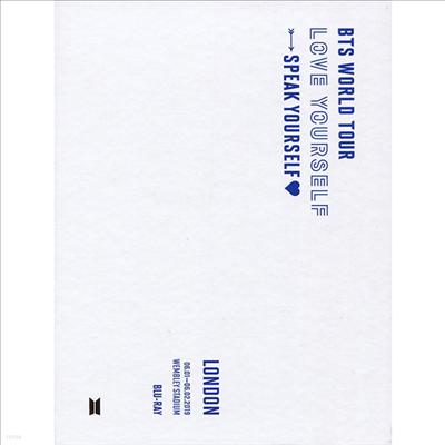 방탄소년단 (BTS) - World Tour 'Love Yourself: Speak Yourself' London (2Blu-ray)(Blu-ray)(2020)