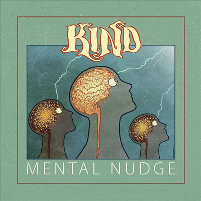 Kind - Mental Nudge (CD)