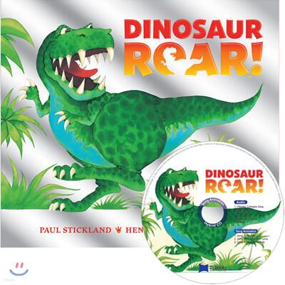 [노부영 세이펜]Dinosaur Roar! (원서 & 노부영 부록 CD)
