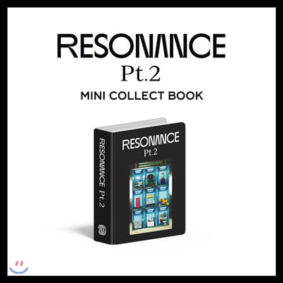 NCT U - MINI COLLECT BOOK (Work It ver) [한정반]