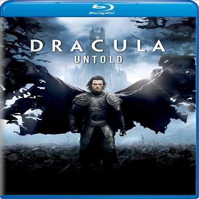 Dracula Untold (드라큘라: 전설의 시작) (2014)(한글무자막)(Blu-ray)