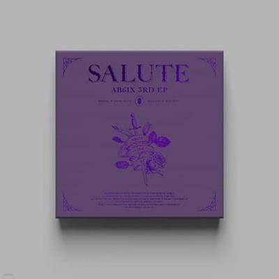 [중고] 에이비식스 (AB6IX) / 3RD EP - SALUTE (LOYAL Ver)