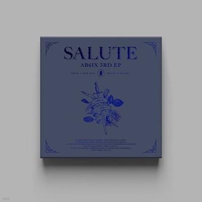 [중고] 에이비식스 (AB6IX) / 3RD EP - SALUTE (ROYAL Ver)
