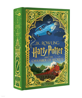 Harry Potter and the Chamber of Secrets : MinaLima Edition (영국판)