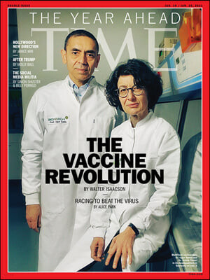 Time (주간) - USA Ed. 2021년 1월 18일
