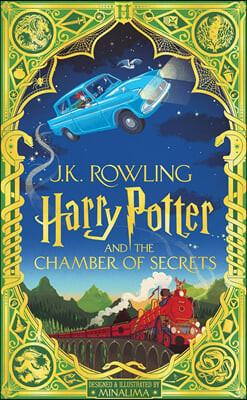 Harry Potter and the Chamber of Secrets : MinaLima Edition (미국판)