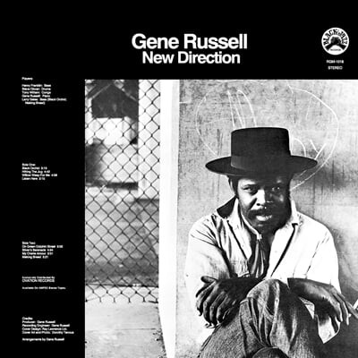 Gene Russell (진 러셀) - New Direction