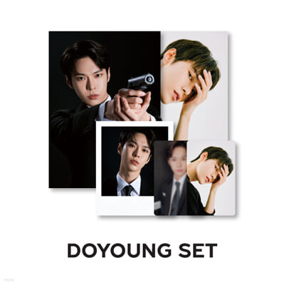 [DOYOUNG SET_NCT 127] 2021 SG PHOTO PACK