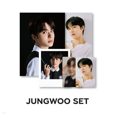 [JUNGWOO SET_NCT 127] 2021 SG PHOTO PACK