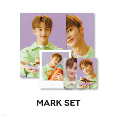 [MARK SET_NCT DREAM] 2021 SG PHOTO PACK