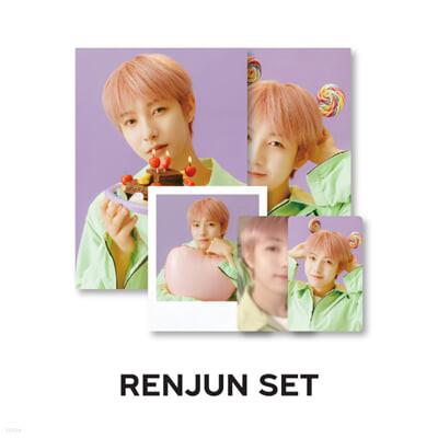 [RENJUN SET_NCT DREAM] 2021 SG PHOTO PACK