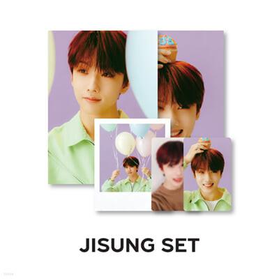 [JISUNG SET_NCT DREAM] 2021 SG PHOTO PACK