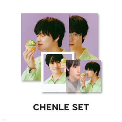 [CHENLE SET_NCT DREAM] 2021 SG PHOTO PACK
