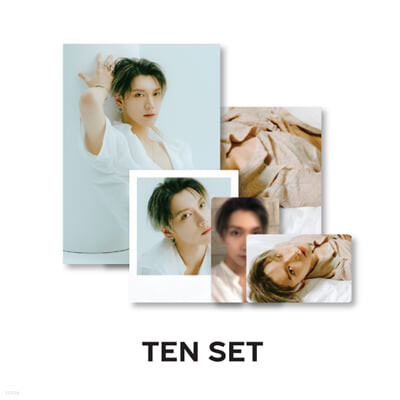 [TEN SET_WayV] 2021 SG PHOTO PACK