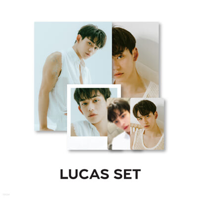 [LUCAS SET_WayV] 2021 SG PHOTO PACK