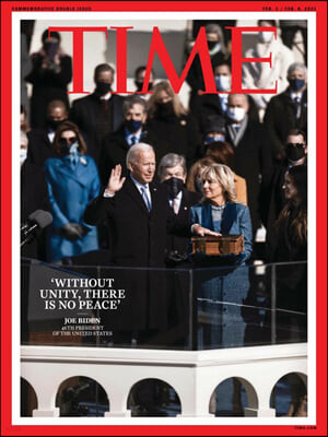 Time (주간) - USA Ed. 2021년 02월 01일