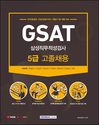 2021 GSAT 삼성직무적성검사 5급 고졸채용 대비